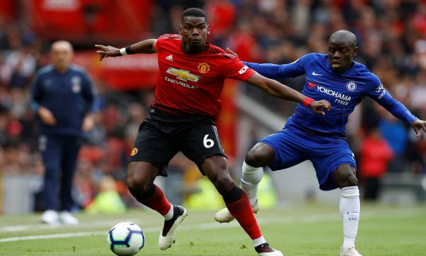 Manchester United vs Chelsea 22h30 ngày 11/08
