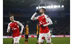 Hull City 0 - 4 Arsenal (Cúp FA 2015-2016, vòng )
